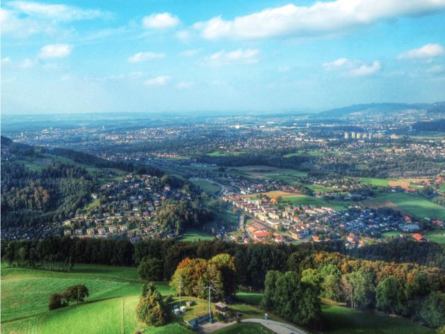Titel Agglomeration Bern
