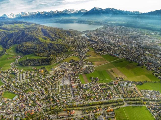 Titel Berner Oberland