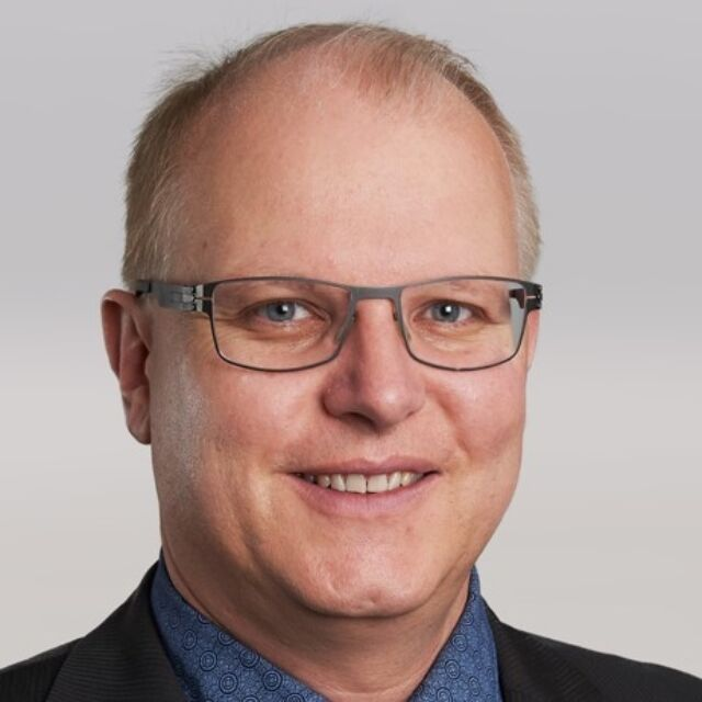 Dr Walter Gerber Vorstand